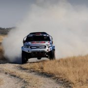 Fords on podium after thrilling Desert Race duel