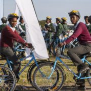 Volkswagen, Qhubeka giving the gift of time