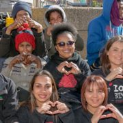 SPAR, Love Story feed the city on Mandela Day