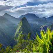 Reunion Island: Tropical paradise; adventurer's dream