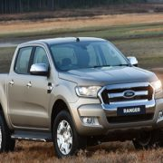 Ford Ranger top of charts for first half of 2017