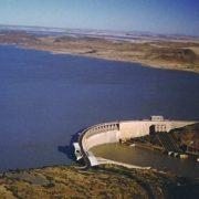 Slight increase in national dams