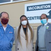 Isuzu hands over hospital facility for vaccine rollout