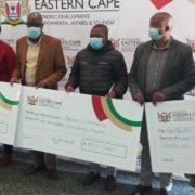 Amathole SMMEs celebrate multi-million rand funding