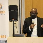 MEC Mvoko, ELIDZ STP launch R10m ICT & 4IR programme