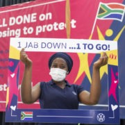 VW opens vaccination centre in Kariega for employees