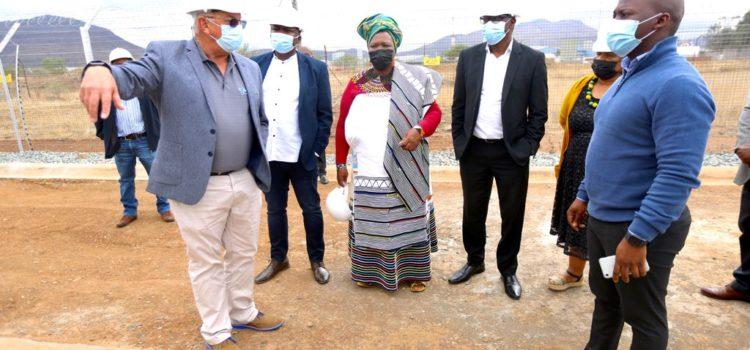 Komani gets R24m refurbished substation