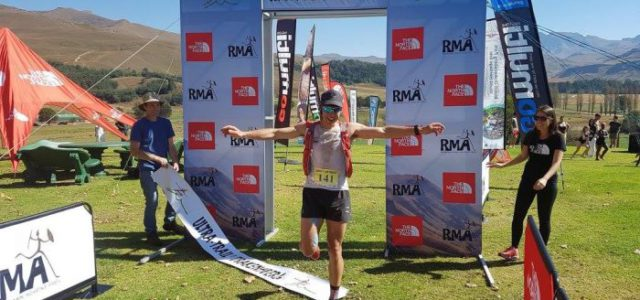 Greyling is Giant of the Mountain at Ultra-Trail Drakensburg