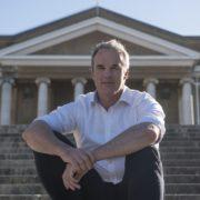 Lewis Pugh faces new challenge