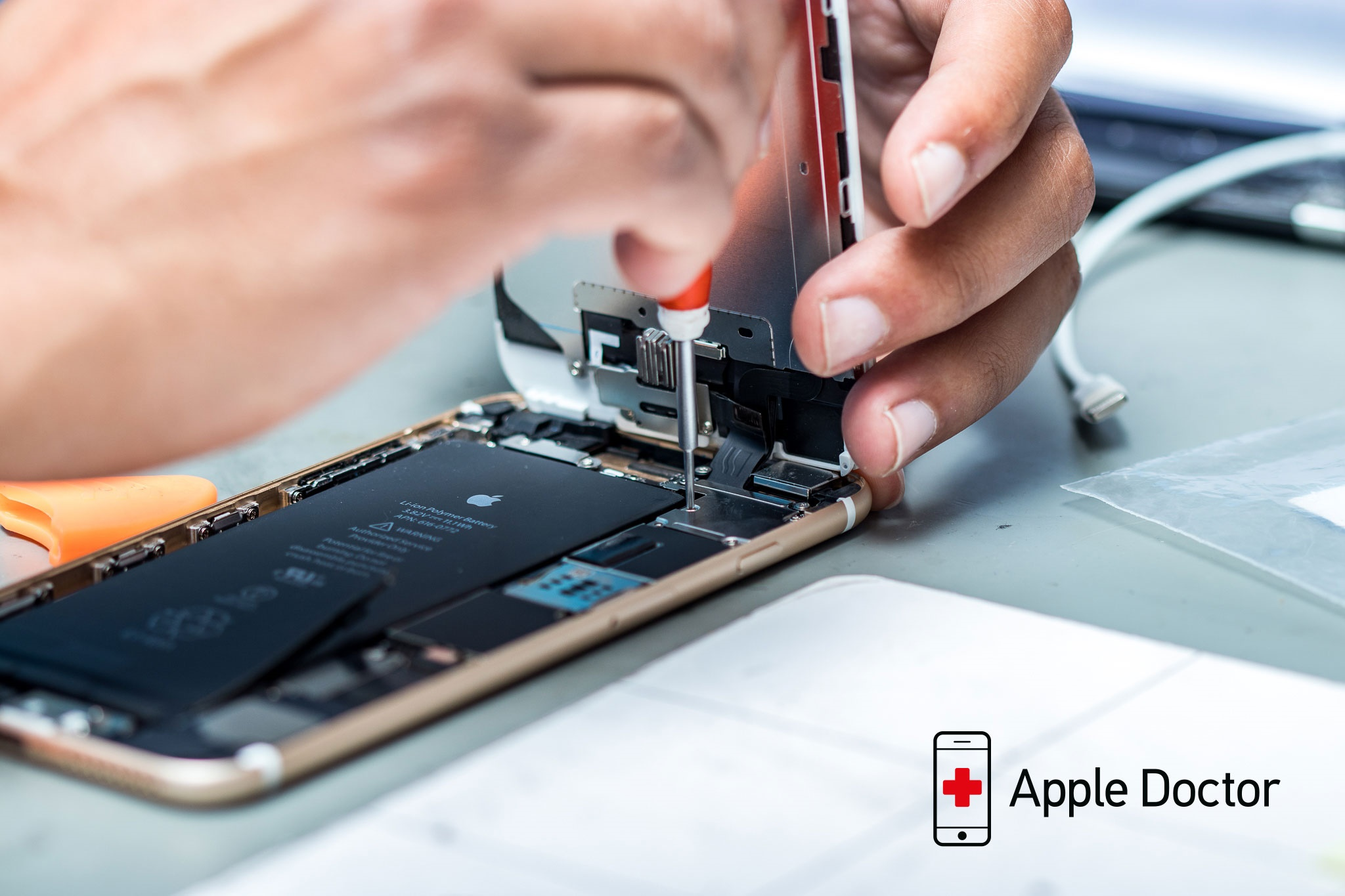Apple Doctor's decade of mobile repairing – a story to tell