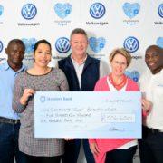 VWSA supports Bay's NGOs