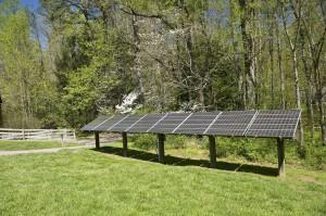 Electricity-generating Solar Energy Panels