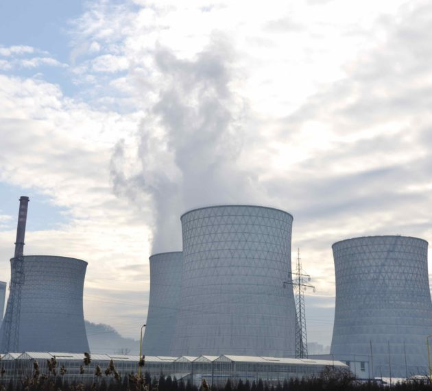 Experts talk nuclear reactors