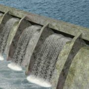 Slight decrease in dam levels