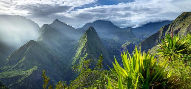 Reunion Island: Tropical paradise; adventurer's dream
