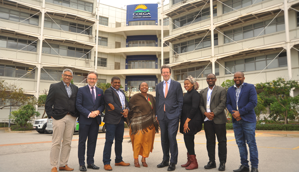 British high commissioner impressed by Coega SEZ