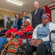 BAIC donates to Motherwell CBOs, disabled