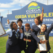 Coega adds another award to their accolades