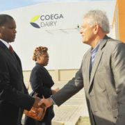 Strategic partnership programme introduced at Coega