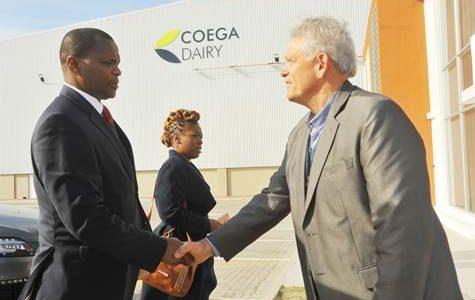 Strategic partnership programme introduced at Coega