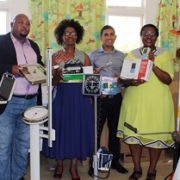 Cookhouse Wind Farm's development programme boosts primary healthcare services