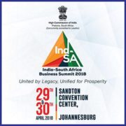 India-SA Business Summit to strengthen investment