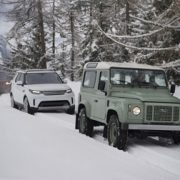 Land Rover announces 70th anniversary celebration