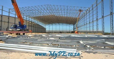 PE Cold Storage two-fold expansion at the Coega SEZ