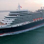 Queen Elizabeth closes the 2017/18 Cruise Season