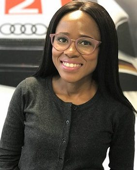 Audi South Africa employee is driving progress in her career