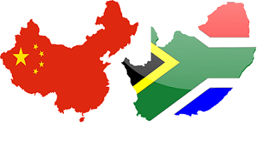 South Africa, China lift ties to a new level