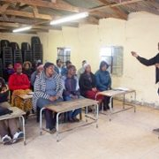 SANRAL's community development project in Sigidi and Mahaha villages starts