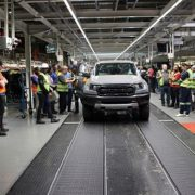 First Ford Ranger Raptor Trial Units Produced in South Africa