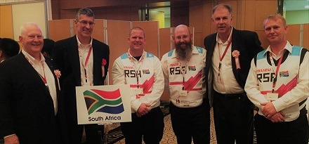 Isuzu truck technicians awarded top 6 position in international competition