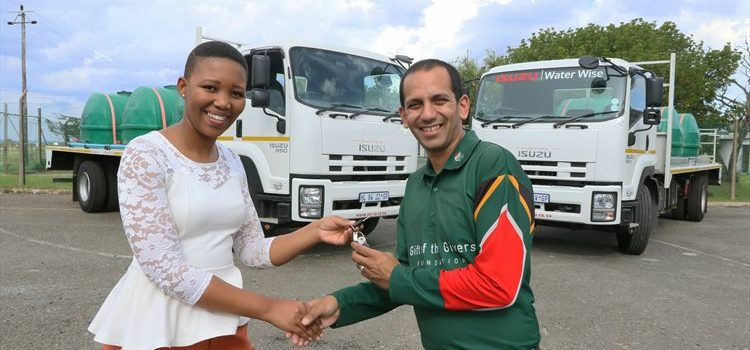 OEM drought relief for Makhanda