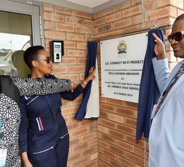 Eastern Cape community gets free WiFi