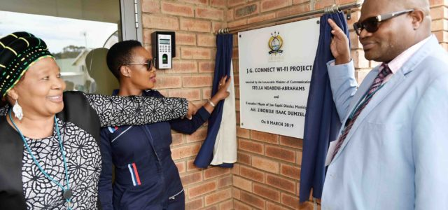 Eastern Cape community gets free WiFi