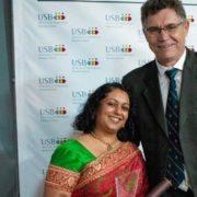 East London Harry-Nana awarded university's top award
