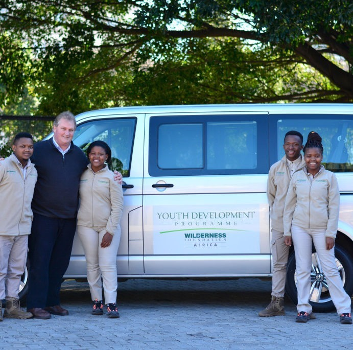 VW supports Wilderness Foundation in empowering youth