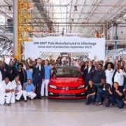Volkswagen produces its 200,000th new Polo