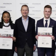 Sakhile Mthombeni named VW's top global employee