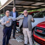 More Isuzu bakkies for Covid-19 battle