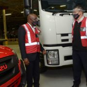 Isuzu hosts DEDEAT delegation