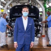 VWSA resumes production,  exports