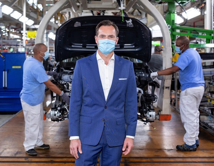 VWSA resumes production,  exports