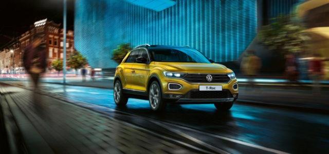VW's T-Roc to make a digital premiere