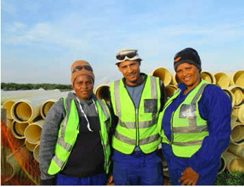 Coega's heart for developing small businesses