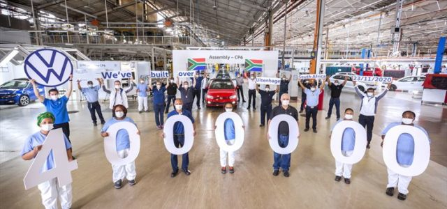 VWSA celebrates over 4 million vehicles