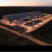Cemza plant:  Cementing down jobs