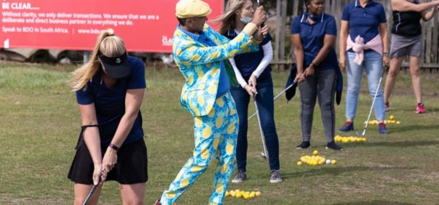 SPAR charity golf day tees off to help others
